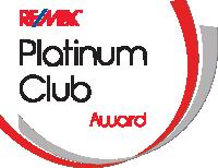 Re/Max Platinum Club Award
